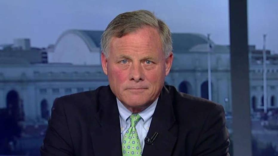 Sen. Richard Burr on the state of homeland security