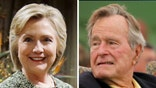 News comes as Clinton meets with world leaders in New York