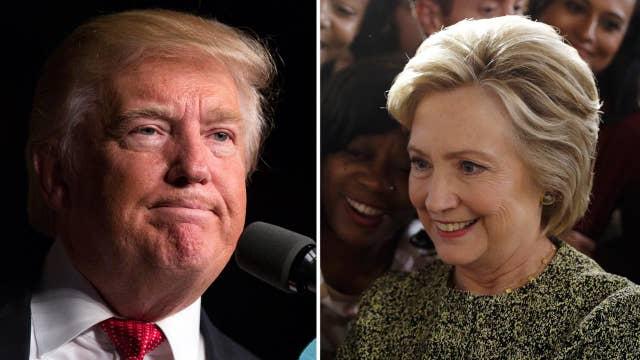 Trump versus Clinton: Terror and keeping America safe