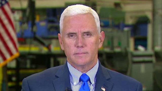 Pence: Weekend attacks reminder we need new leaders