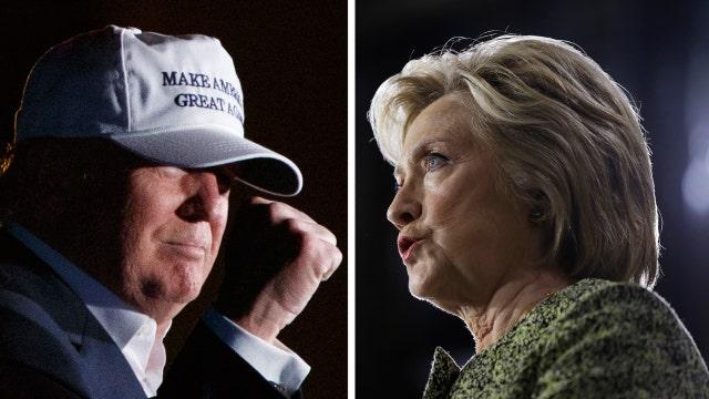 Presidential candidates react to terror threat