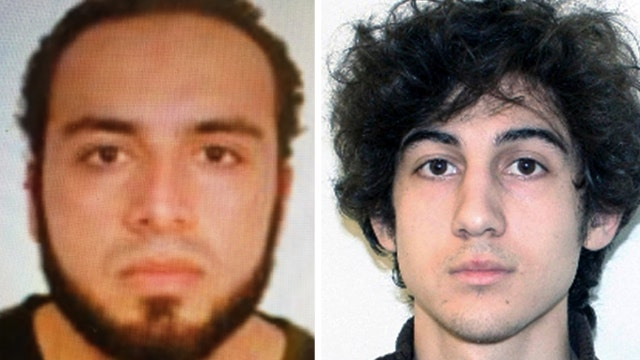 New York/New Jersey bomb suspect praised Boston bombers