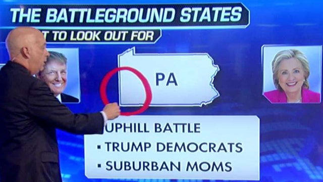 What's at stake in battleground state of Pennsylvania?