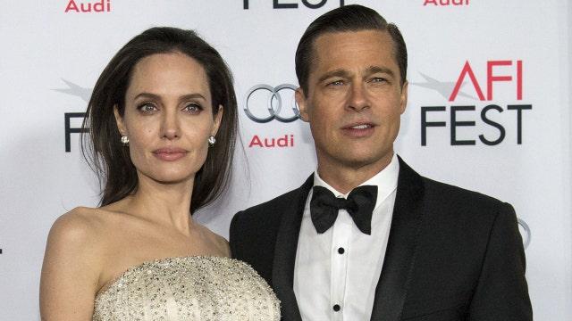 Brad Pitt, Angelina Jolie getting divorced