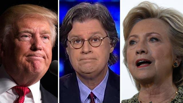 Byron York: 'Stark contrast' between candidates on terror