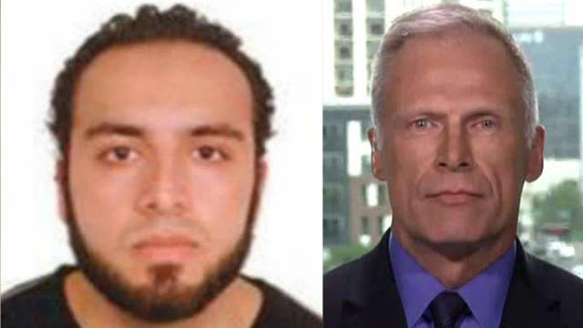 Lt. Col. Utterback on terror suspect's 'perfect cover story'