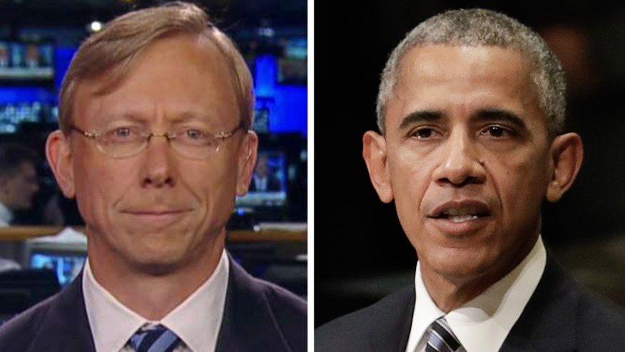 Brian Hook rates President Obama's speech to the United Nations General Assembly