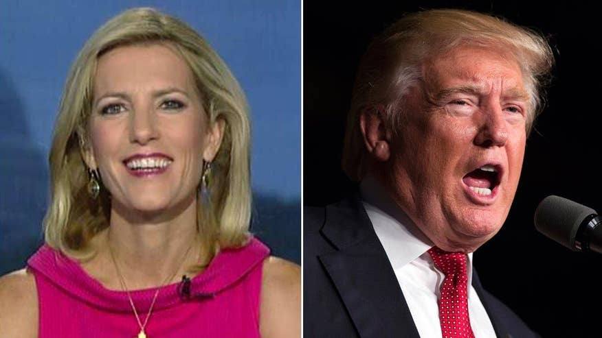 Fox News contributor Laura Ingraham sounds off