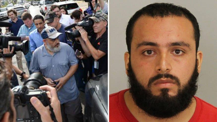 The father of Ahmad Khan Rahami suspected his son had been radicalized after several trips to Pakistan and Afghanistan; Rick Leventhal provides insight into the investigation for 'Special Report'