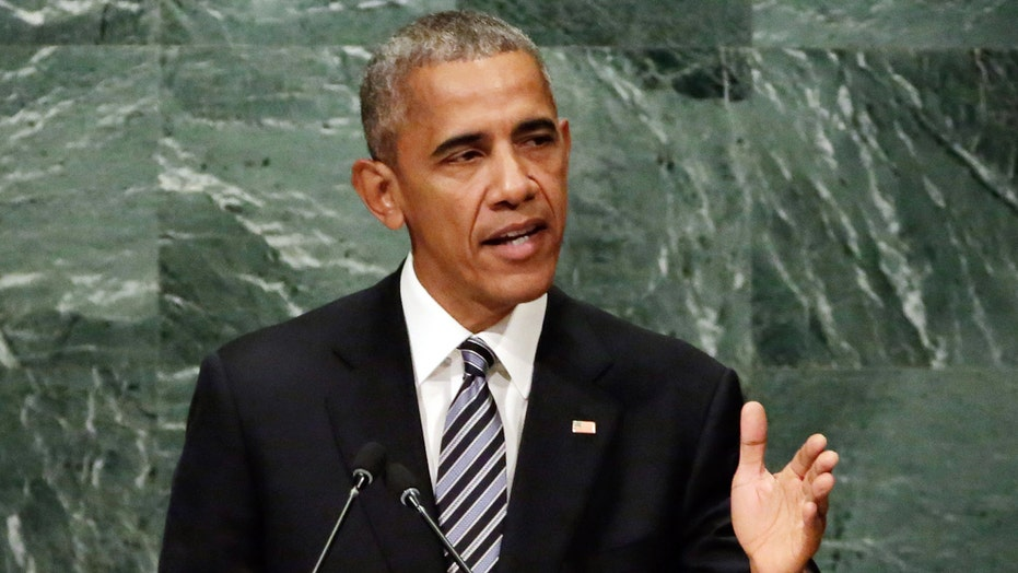 Obama to UN: World must do more to help refugees