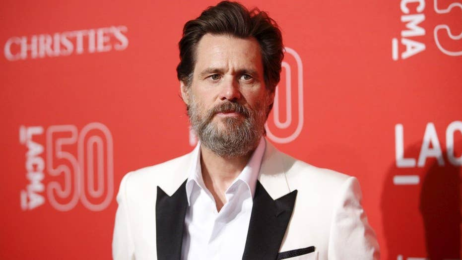 Jim Carrey responds to suicide lawsuit