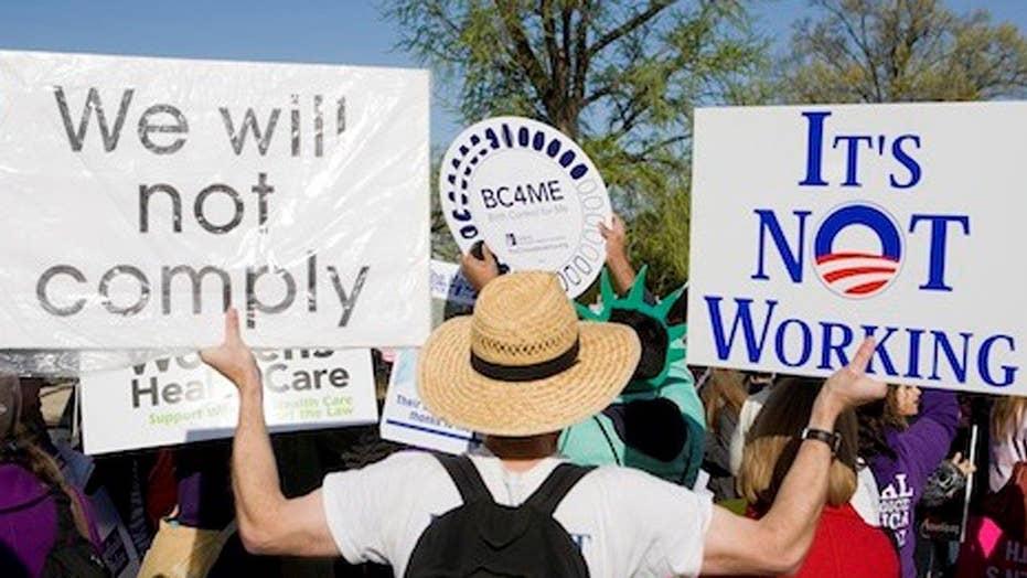 Democrats resurrect public option battle for ObamaCare
