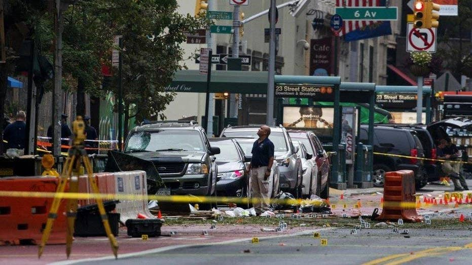 Gen. Michael Hayden discusses the terror trend in America