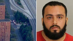Pages from the bloody journal of the New York and New Jersey bombing suspect Ahmad Khan Rahami showed at least three names commonly associated with the Islamic State terror group and its followers, yet federal investigators included only one of those names in their complaints charging him on Tuesday.