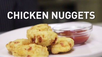 GRUMBLE: The best homemade chicken nuggets