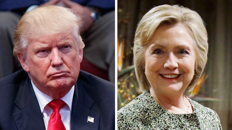 Trump, Clinton preparing for first presidential debate