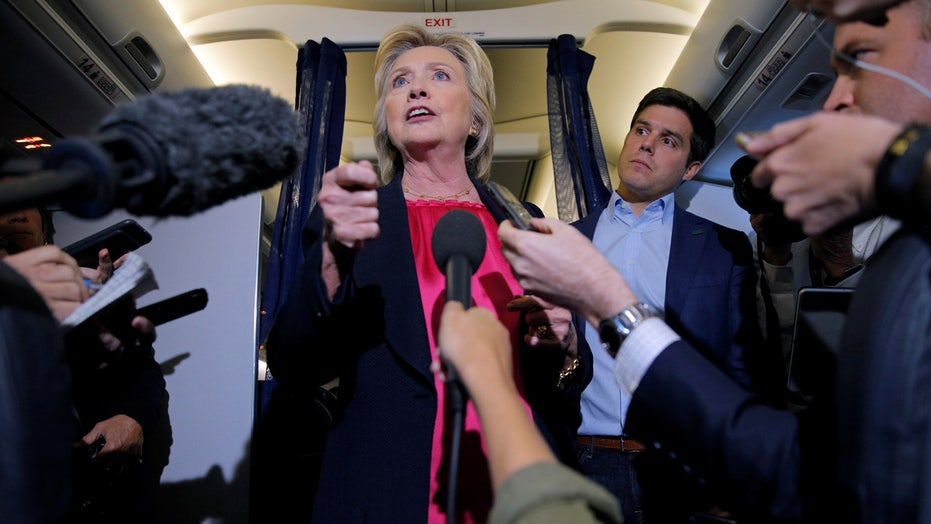 Is media's coverage of Clinton disproportionate from others?