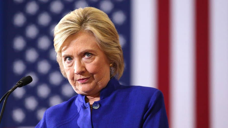 Campaign on how Hillary Clinton is preparing for the debates