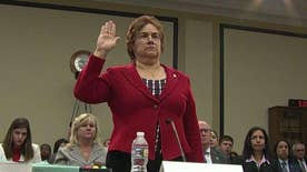 Sarah Saldana testified about recent audits; James Rosen has the details for 'Special Report'