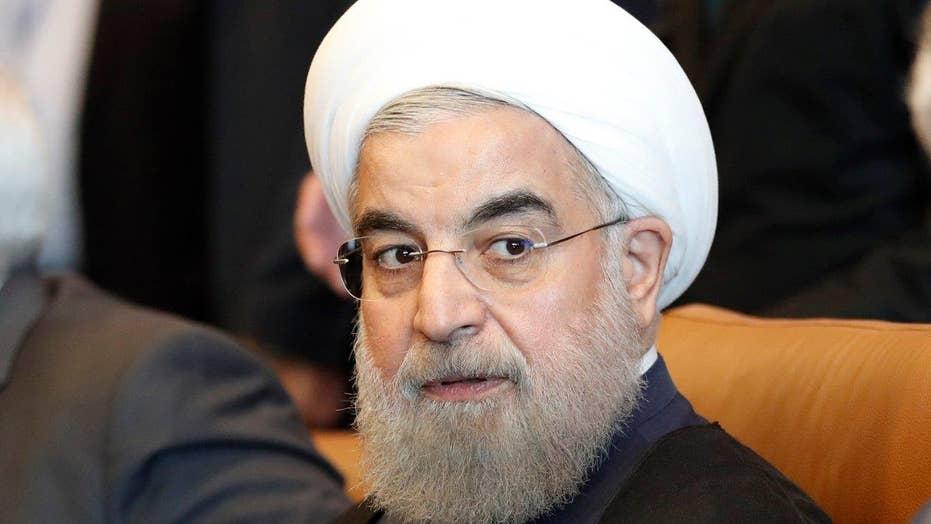 Bill seeks to ban Iran 'ransom' payments