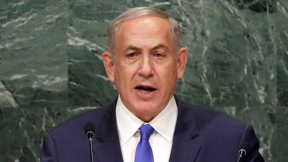 Netanyahu tells UN that Iran remains dangerous threat