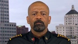 On 'America's Newsroom,' the Milwaukee County sheriff says ghettos pose a bigger danger to African-Americans than police use of force