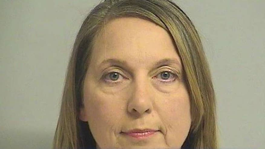 Officer Betty Shelby has turned herself in