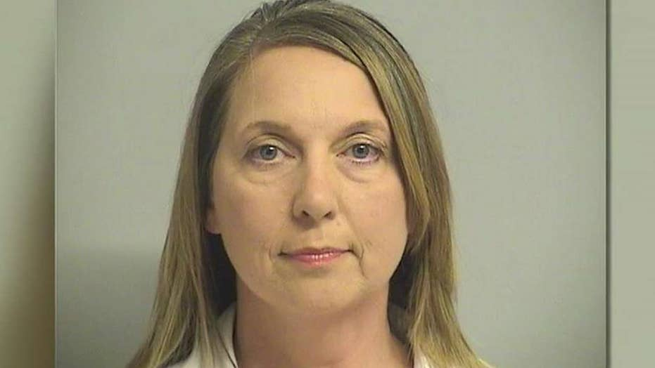 Tulsa cop turns herself in for shooting of unarmed man