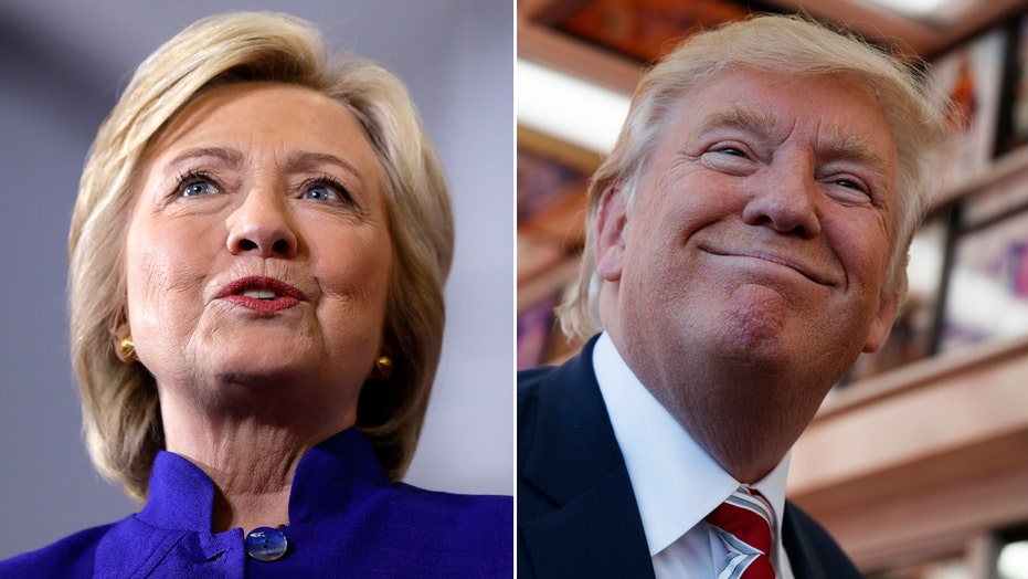 Which nominee has momentum heading into first debate?