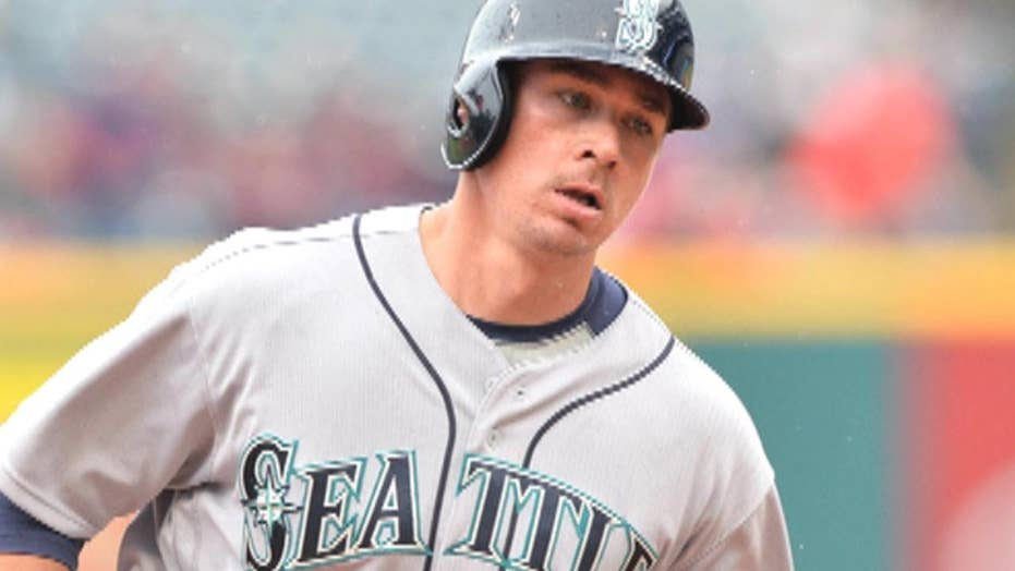 Mariners catcher: Treat Charlotte protesters 'like animals'
