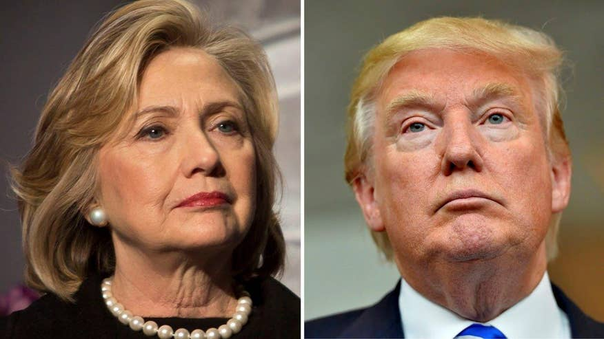 Stakes couldn't be higher for Clinton, Trump