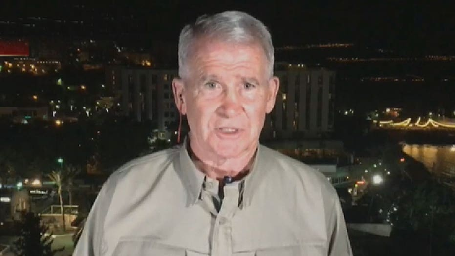 Oliver North: Bloody civil war in Syria is far from over