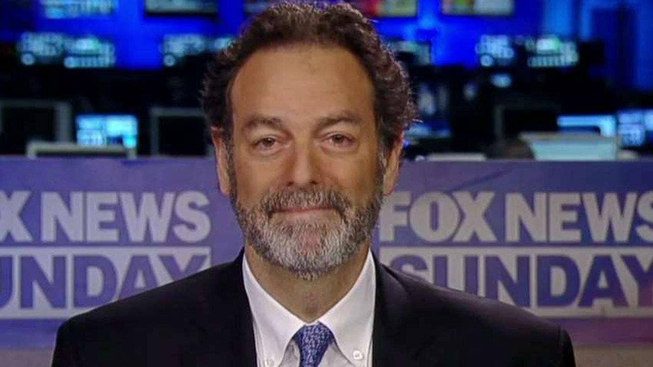 Clinton campaign chief strategist weighs in on 'Fox News Sunday'