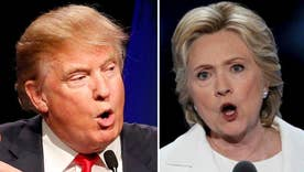 Clinton and Trump in dead heat ahead of first debate