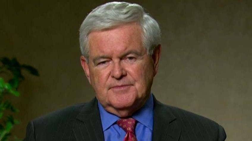 Newt Gingrich: Trump won the debate. Don't believe the Intellectual Yet Idiot class