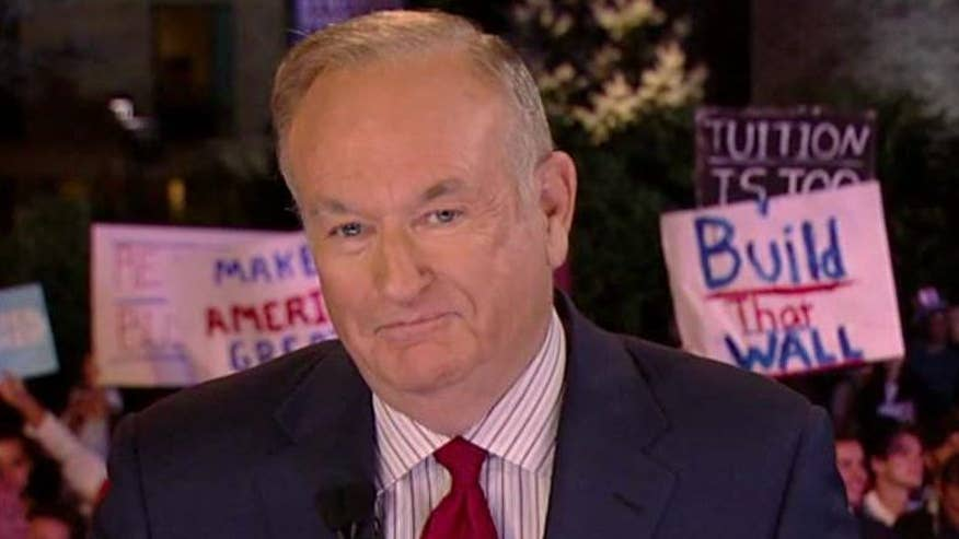 'The O'Reilly Factor': Bill O'Reilly's Talking Points 9/26