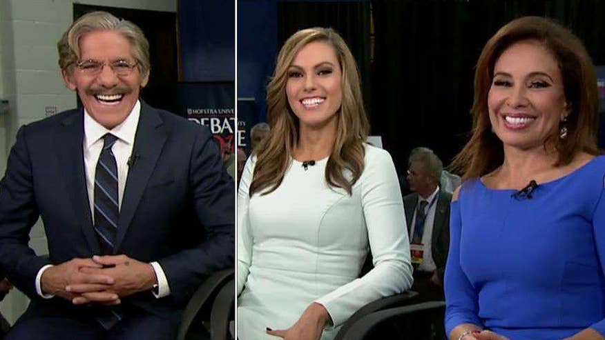 Panel debates the candidates' stances on 'Hannity'