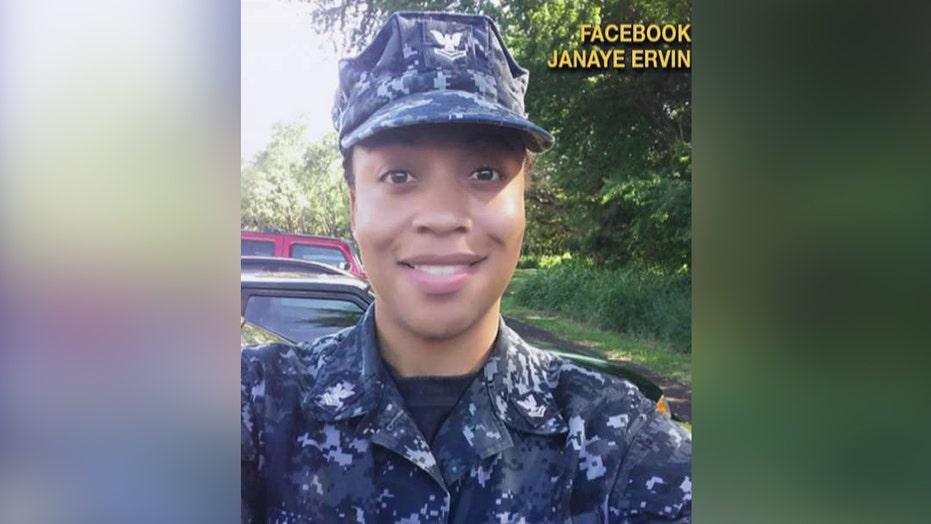 Sailor faces discipline after sitting during national anthem
