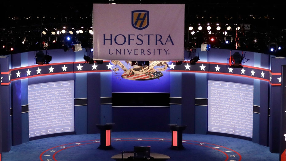 Candidates put final touches on debate arguments