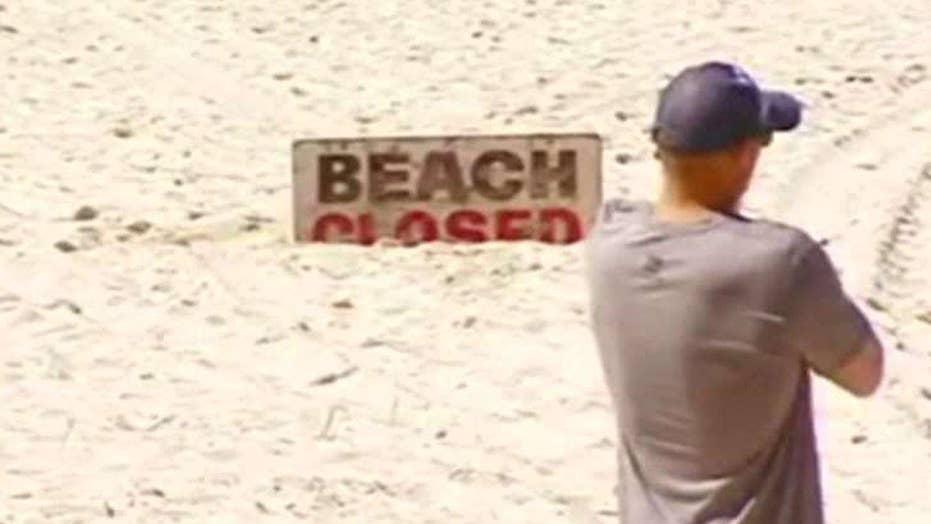 Shark attacks 17-year-old surfer