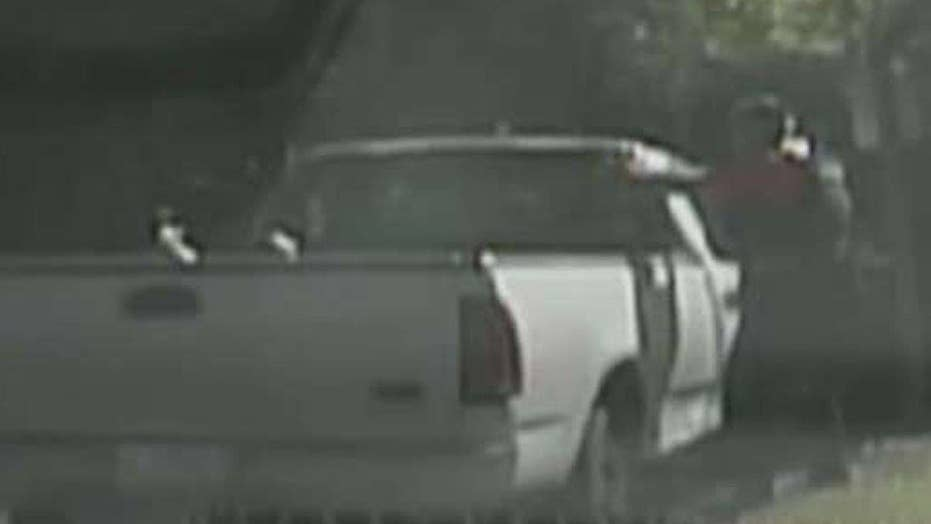 Charlotte police release partial shooting footage