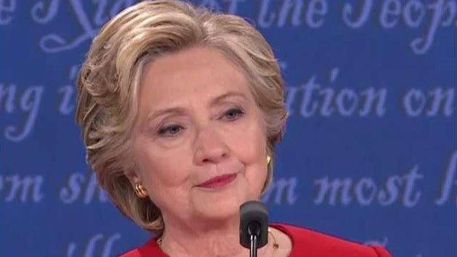 Clinton: I prepared to be president and that's a good thing