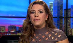 On 'The Kelly File,' the former Miss Universe says she is sharing her story for the Latino community