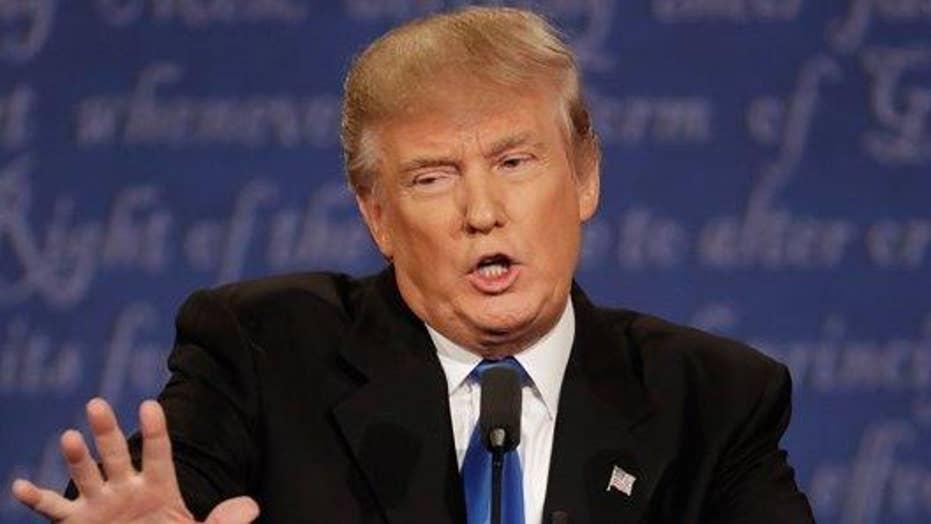 Was Trump 'presidential' enough during debate?