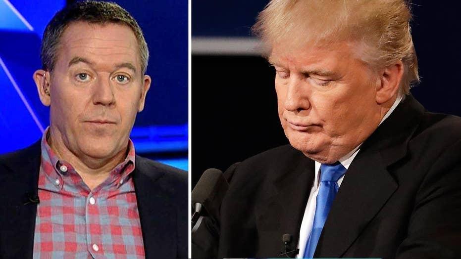 Gutfeld: Donald Trump misses a golden opportunity