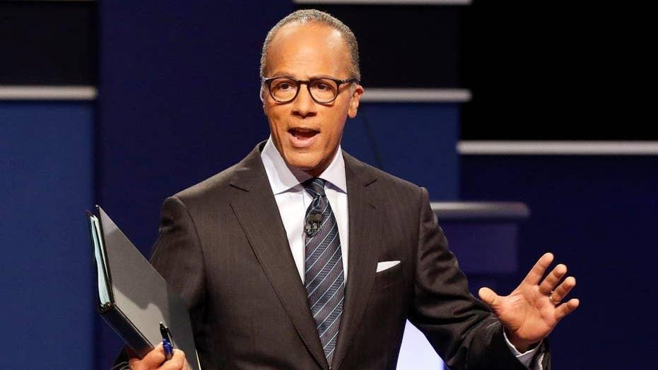 Lester Holt Spins Debate For Hillary Six Huge Ways Plays Gotcha