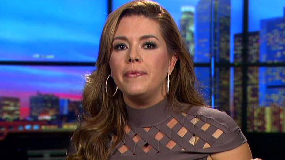 Alicia Machado speaks out after debate mention