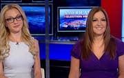 Fox News contributors debate the presidential polls