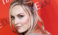 Four4Four: Tiger Woods' ex and extremely fit alpine skier Lindsey Vonn says that Hollywood red carpets make her want to lose weight