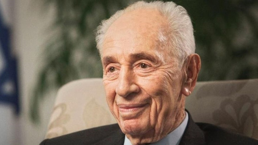 Peres died two weeks after suffering a massive stroke, he was 93